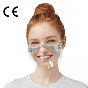 Face shield - 2 szt